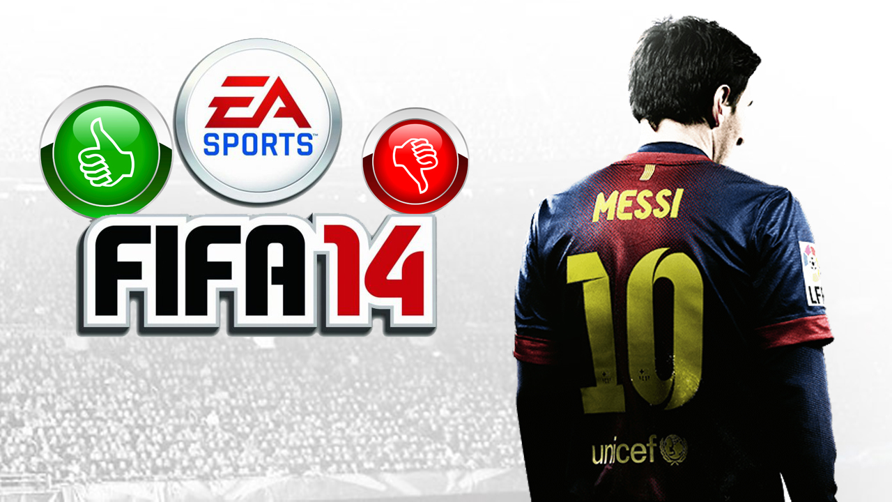 FIFA 14: aciertos y errores del nuevo juego de EA