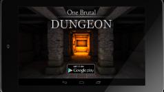 One Brutal Dungeon en Android: ideal para el fan de los juegos de aventuras