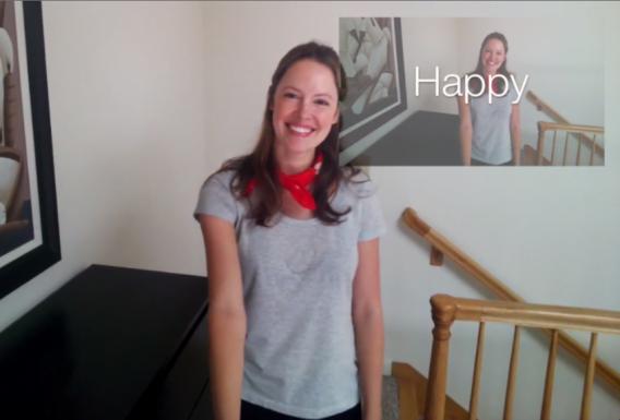 L'application de Sension pour les Google Glasses aide les autistes à reconnaitre les émotions