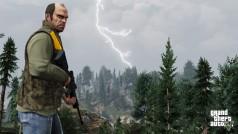 El mapa físico de GTA 5 esconde mensajes secretos de Trevor