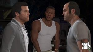 GTA 5 revela personajes secundarios en posters promocionales