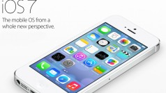 Funciones de iOS 7 en diferentes iPhones, iPads y iPods