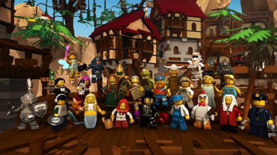 Lego Minifigures Online Saldra En Pc Ios Y Android En 2014
