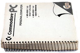 manual de commodore