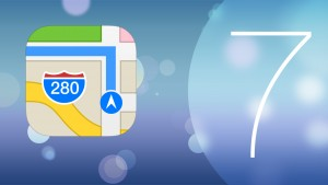 Descubriendo iOS 7: la nueva app de Mapas