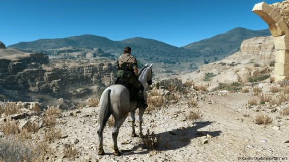 Metal Gear Solid 5 demo