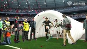 PES 2014 vs FIFA 14: comparativa de los estadios licenciados