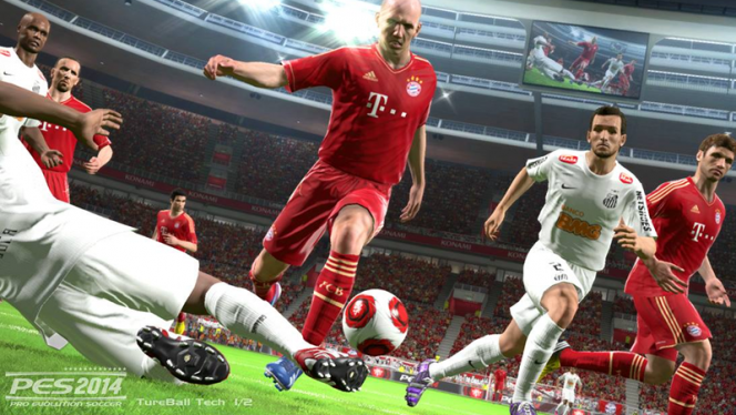Tutoriales de PES 2014: Defensa