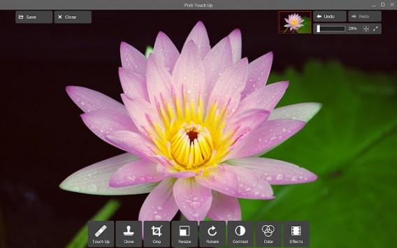 Pixlr Touch Up é um editor de imagens interessante para quem não pode usar o Photoshop