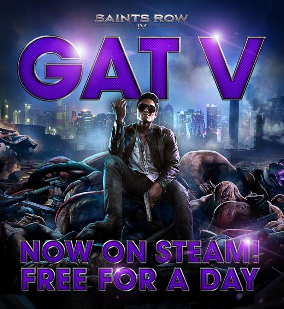 Saints Row 4 descargar