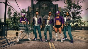 Tráiler de Saints Row 4: GAT V: disponible para descargar en PC