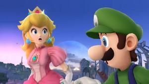 Smash Bros de Wii U podría tener una fase inspirada en Mario Galaxy