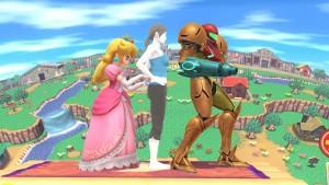 Smash Bros. de Wii U: Peach, ¿enamorada de Link, héroe de Zelda?