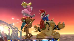Smash Bros de Wii U mejora el ataque más conocido de Samus Aran