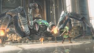 """El próximo Zelda de Wii U podría """"reciclar"""" gráficos de otro Zelda"""
