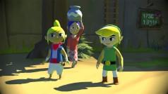 Smash Bros. de Wii U: más imágenes de Toon Link, nuevo luchador