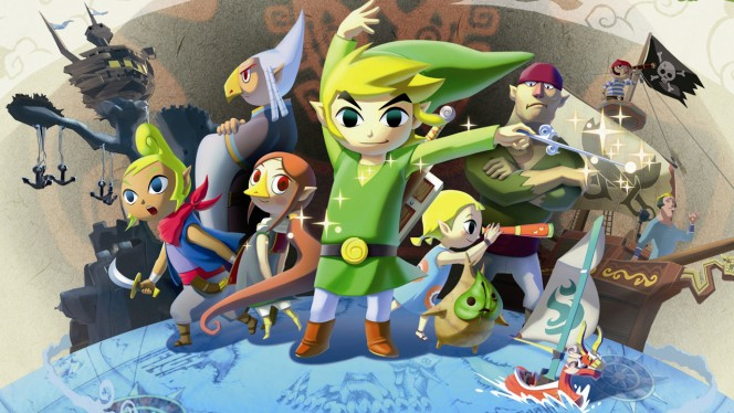 Análisis: The Legend of Zelda Wind Waker HD