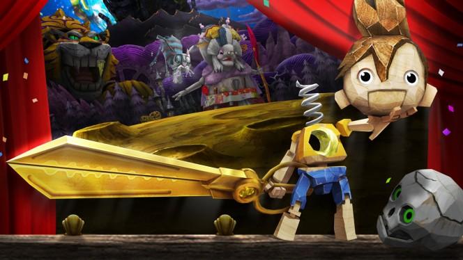 Puppeteer: las marionetas cobran vida en tu salón