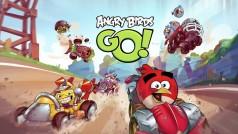VÍDEO: Tráiler de Angry Birds Go! muestra gameplay del juego