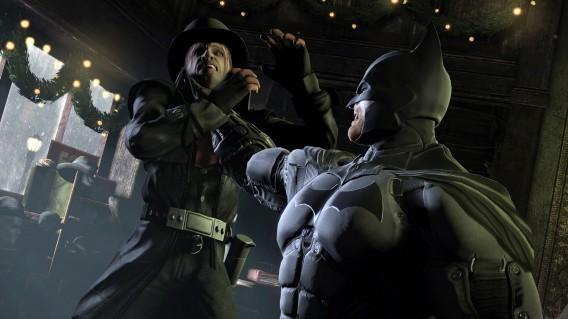 Batman: Arkham Origins – PS3, Xbox 360, PC, Wii U