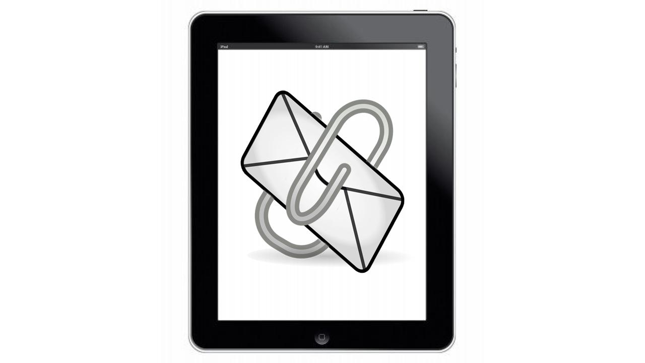 Correo electrónico y iOS: cómo gestionar los archivos adjuntos