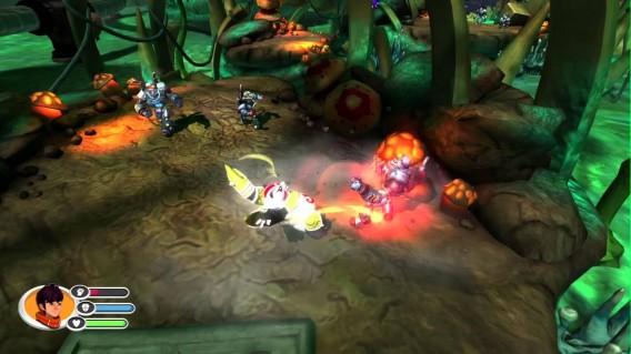 Invizimals: Le royaume perdu – PS3