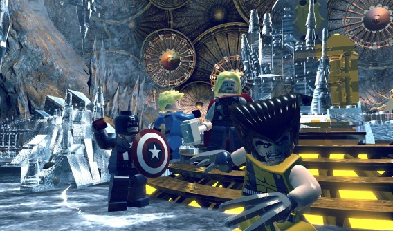 Lego Marvel Super Heroes - PC, PS3, Xbox 360, Wii U, PS Vita, 3DS, DS