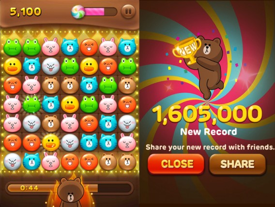 Juegos Parecidos A Candy Crush Saga