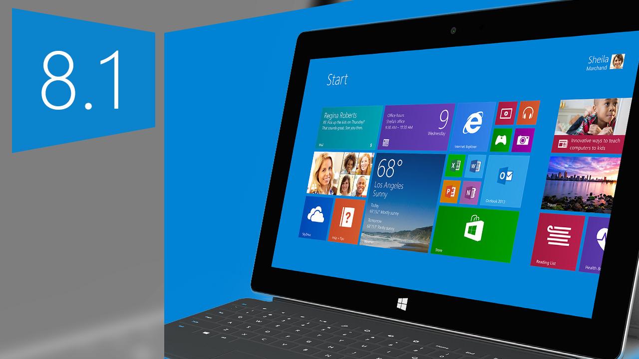Windows 8.1: ¿es necesaria la actualización desde Windows 7?