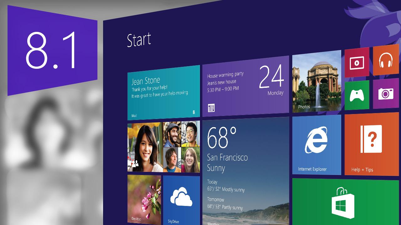 Windows 8.1: cómo actualizar