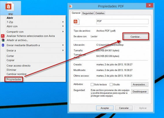 C mo abrir archivos con formato pdf