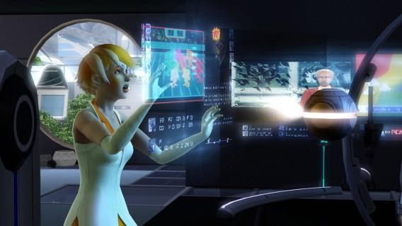 Les Sims 3 : En route vers le futur – PC