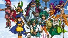 Dragon Quest del 1 al 8 llegarán a iOS y Android: Japón primero