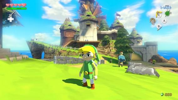 The Legend of Zelda: The Wind Waker HD – Wii U