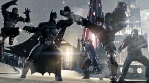 Primeros análisis de Batman: Arkham Origins: peor que Arkham City