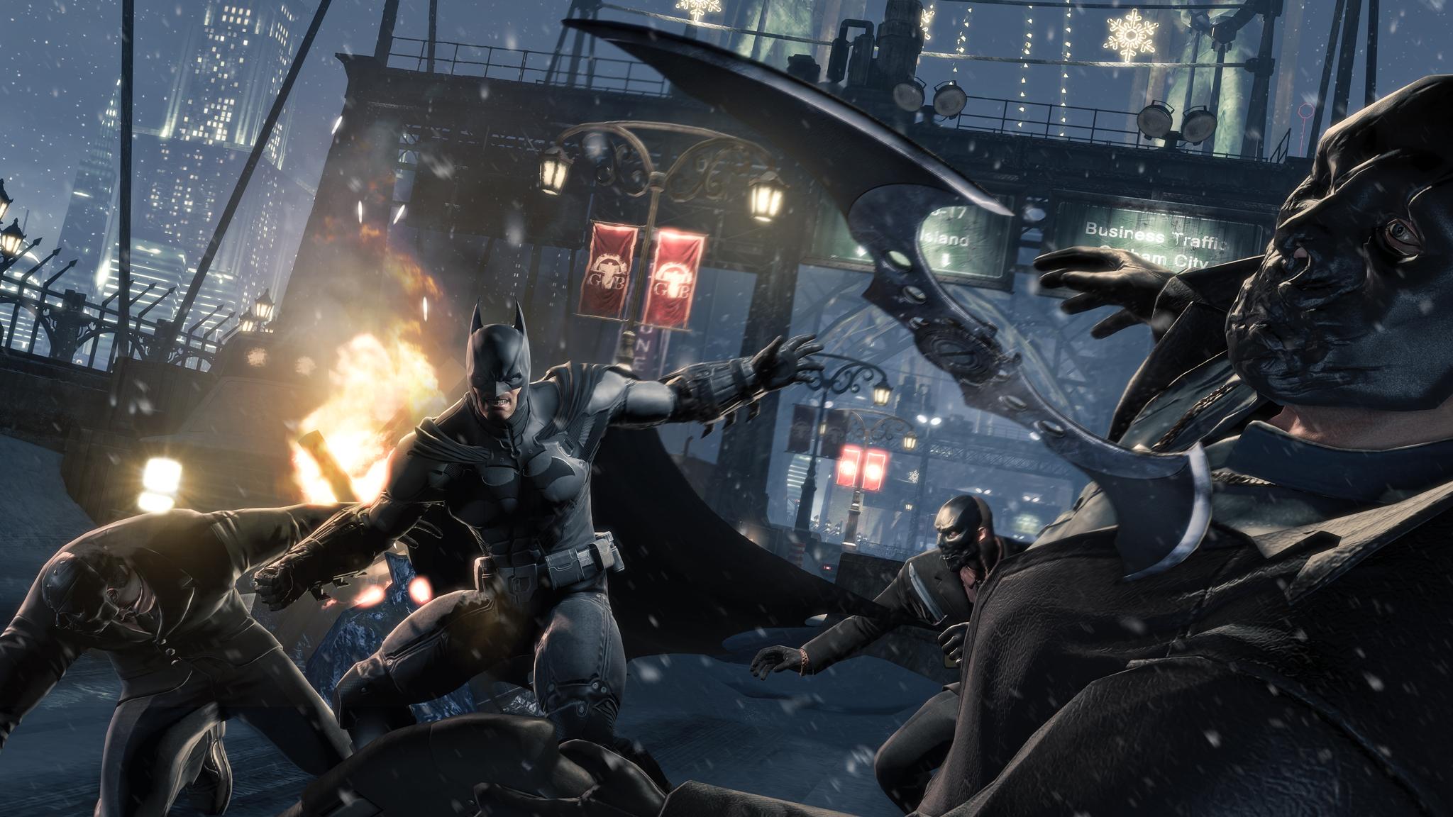 Batman: Arkham Origins: ¿dónde está tu villano favorito?