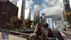Battlefield 4: vídeo de la caída del gran edificio desde dentro