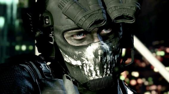 Call of Duty: Ghost multijugador