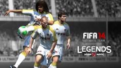 FIFA 14 recuerda 21 jugadores legendarios solo para Xbox 360 y One
