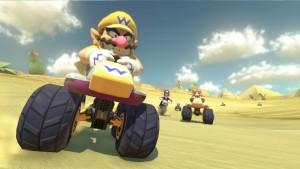 Mario Kart 8 de Wii U con… ¿comentaristas de Fórmula 1?