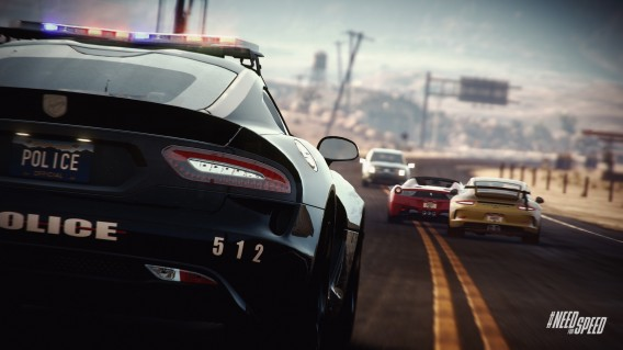 Need for Speed: Rivals – PC, PS3, Xbox 360, Xbox One ; PS4