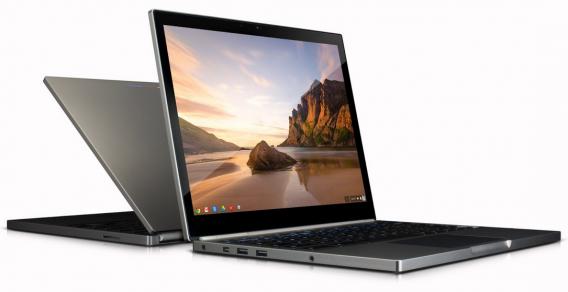 Le Google Pixel sera le premier appareil à proposer la symbiose entre Chrome OS et Android