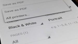 Imprimir desde Android: el PC deja de ser necesario