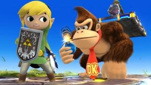 Smash Bros de Wii U: Sonic vs Mario, Link… ¿quién ganará?