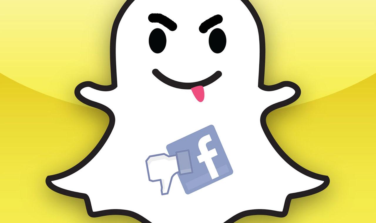 ¿Será Snapchat el sucesor de Facebook?