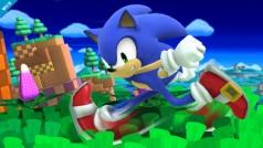 Smash Bros de Wii U: Link, de Zelda, se sorprende con Sonic