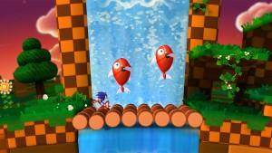 Sonic Lost World de Wii U: vídeos que recuerdan a Super Mario Galaxy