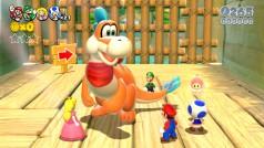 Super Mario 3D World para Wii U: tráiler del sucesor de Super Mario Galaxy