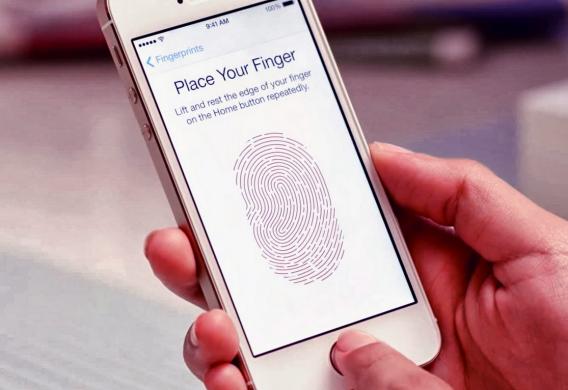 TouchID, o ponto biométrico do iPhone