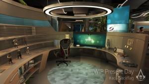 Ubisoft revela los orígenes de la sede de Abstergo en Assassin's Creed 4